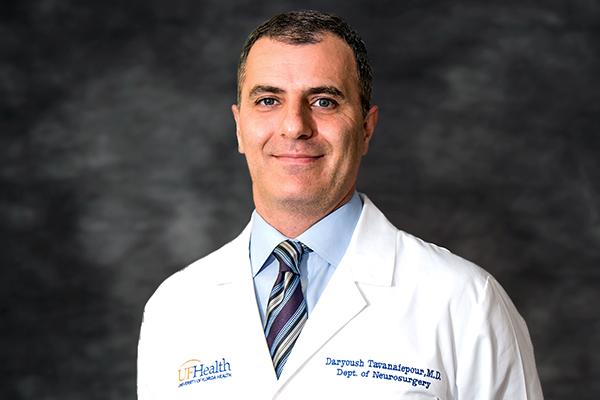 Daryoush Tavanaiepour, MD
